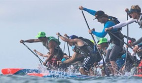 Das waren die Pacific Paddle Games 2017