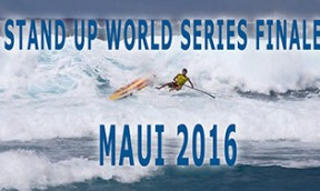 Stand Up World Series Finale Maui 2016 Video