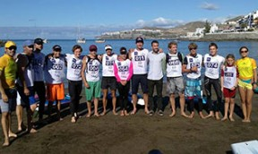 Dunkerbeck SUP Challenge Resultate
