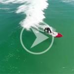 SUP Surfing in Kap Stadt mit Andy Wirtz von Norden