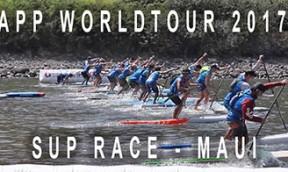 APP Worldtour Saisoneröffnung auf Maui