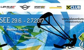 Aus TRAUNSEE ACTION DAYS wird LAKEVENTURE