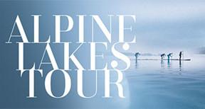 Kai Steimer gewinnt an der Alpine Lakes Tour