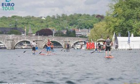 SUP EURO TOUR Happy Summer SUP Race Namur