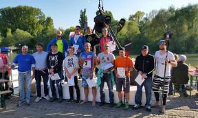 SUP Landesmeisterschaften in Hessen
