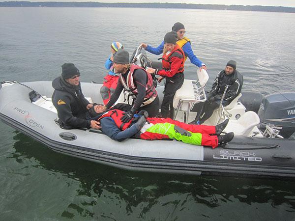 Rettungschwimmer
