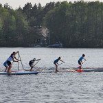 STAND UP PADDLING AFTER WORK CUP