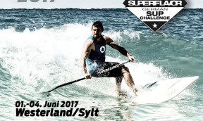 ISA Qualifikation am SUP Sommer Opening in Sylt