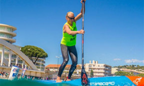 SUP Race Cup St. Maxime 2017