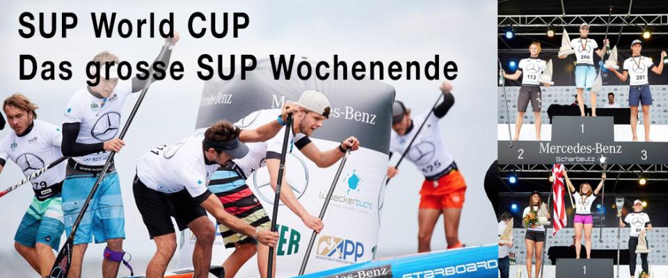 SUP World Cup Scharbeutz das grosse Wochenende