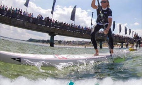 Internationale SUP Stars in Scharbeutz