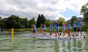 Liquid Sports sucht SUP-Teamfahrer für NSP und F-ONE SUP