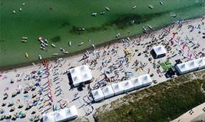 SUP Beachsport Festival auf Fehmarn die Resultate