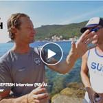 Chris Bertish im Interview mit Chris Parker von SUP Racer