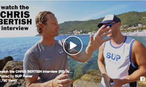 Chris Bertish im Interview mit Chris Parker von SUP Racer