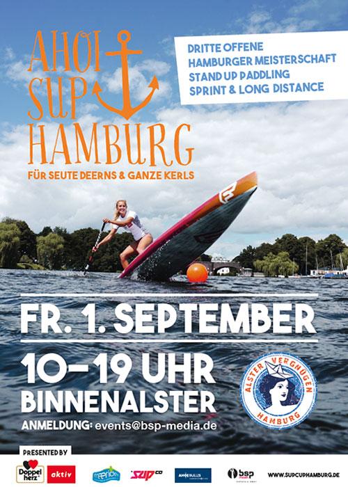 Hamburger-SUP-Meisterschaften
