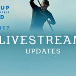 ISA SUP Weltmeisterschaften Livestream