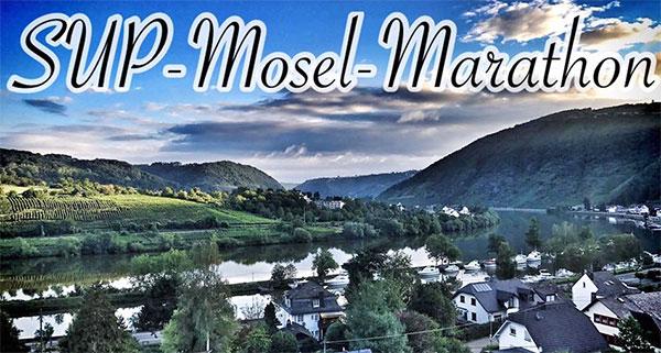 SUP-Mosel-Marathon