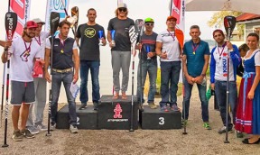 SUP Alps Trophy Jahresresultate 2017
