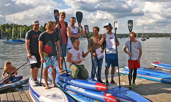 SUP-Sieger-Brandenburg-Meisterschaften