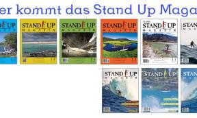 Wie entstand das Stand Up Magazin