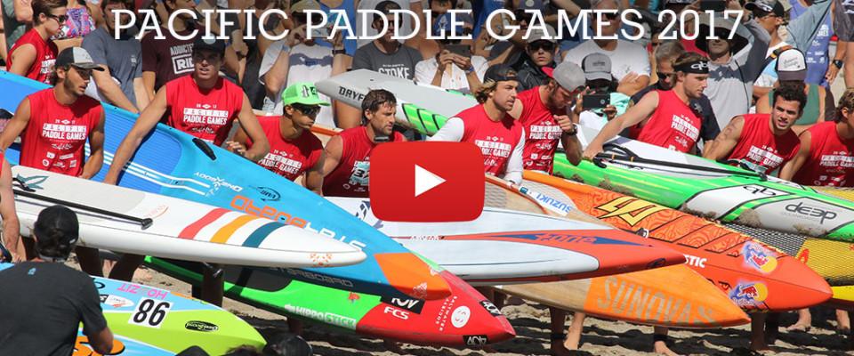 Pacific Paddle Games 2017 – ZUSAMMENFASSUNG