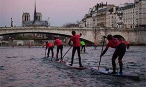 Paris SUP Crossing 2019