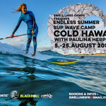 ENDLESS SUMMER SUP WAVE CAMP mit Paulina Herpel