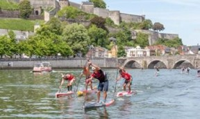 EURO TOUR SUP Namur Happy Summer Race