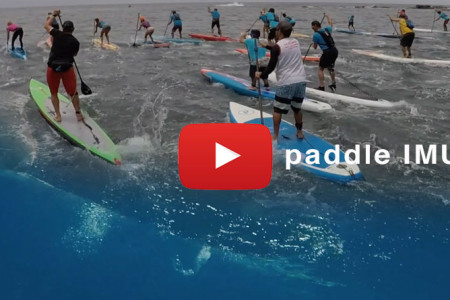paddle IMUA 2018 Video