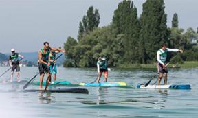 SUP Tour Schweiz Bodensee Race