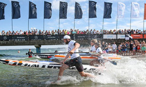 SUP World Cup Scharbeutz der Countdown
