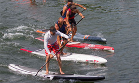 ASF SUP TOUR RAVEN RACE