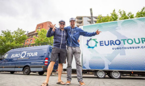 EURO TOUR 2019 Bavarian Waters mit Regio Event dabei