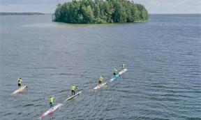 EURO TOUR FINALE in Finland