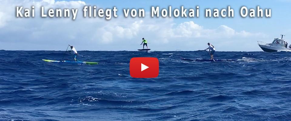 Molokai2Oahu 2018 Vlog