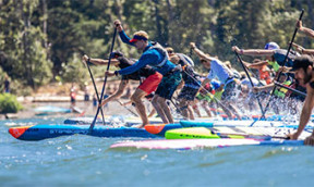 Columbia Gorge Paddle Challenge