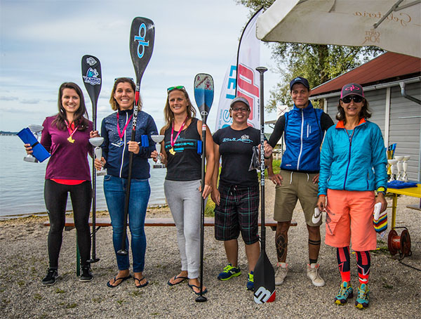 Damen-Sieger-SUP-Alps-Trophy-Chiemsee