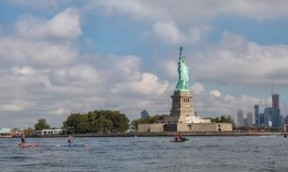 APP Tour New York City SUP Race Finale Resultate