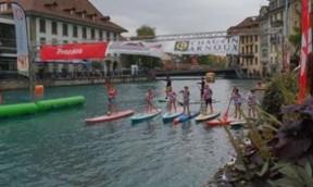 SUP Tour Schweiz SUP Race Biel