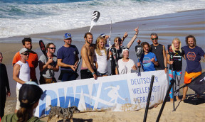 SUP Wave Deutsche Meisteschaften in Peniche