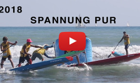 Pacific Paddle Games Video