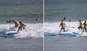 Pacific Paddle Games Resultate
