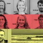 Deutsches SUP Nationalteam für die ISA World SUP und Paddleboard Championships 2018