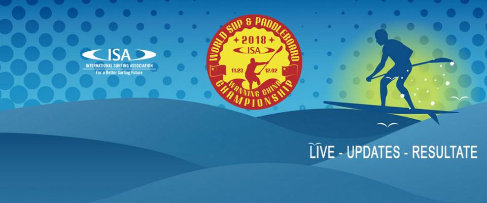 ISA SUP und Paddelboard Weltmeisterschaften 2018