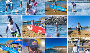 Dunkerbeck SUP Challenge 2018