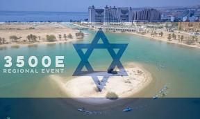 EURO TOUR startet mit REGIO EVENT in Israel