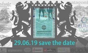 Bavarianwaters SUP Race EURO TOUR