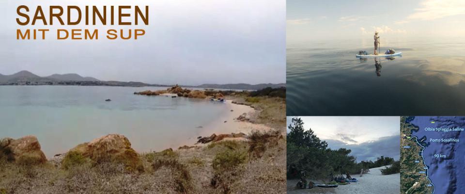 Sardinien mit dem SUP entdecken