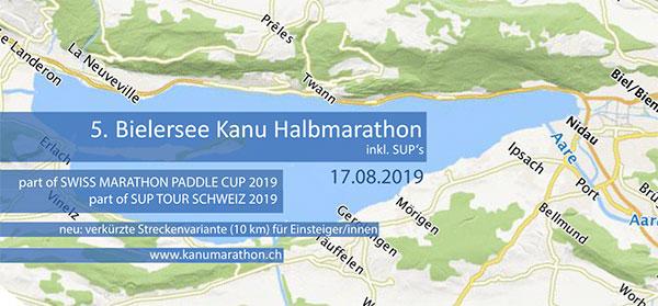 Bielersee-Kanu-Halbmarathon